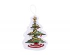 Christmas Embroidery Charms